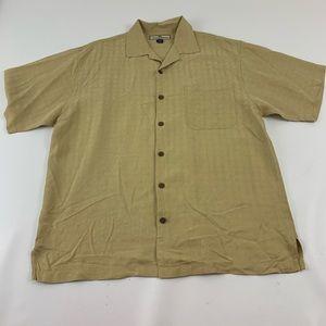 Tommy Bahama Relax Silk Shirt. Y2